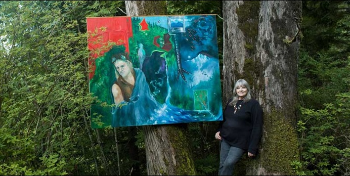 Ketchikan Story Project: The Artists